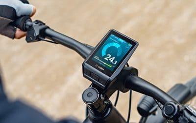 Nyon 2021 – der Boschcomputer mit Navigation für E-Bikes