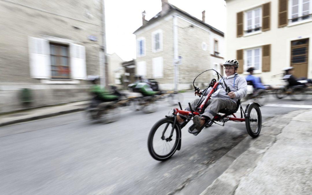 Mit Spezialrädern mobil bleiben